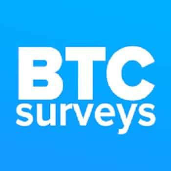 BTC Surveys logo